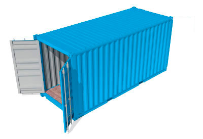 Rent a moving container at the best deal for moving container
